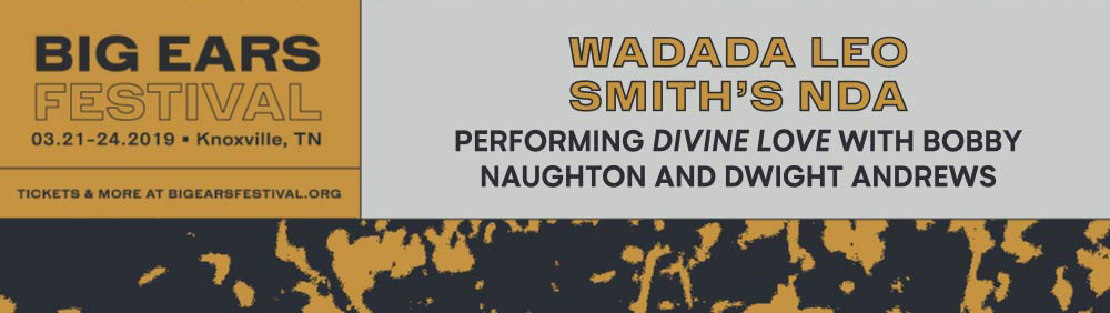 """Wadada Leo Smith's NDA: Performing """"Divine Love"""" With Bobby Naughton and Dwight Andrews"""